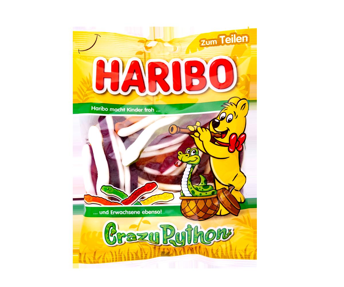 Haribo Crazy Python