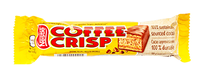 Coffee Crisp - Candian Chocolate Bar