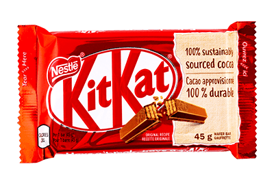 Kit Kat - Canadian Chocolate Bar